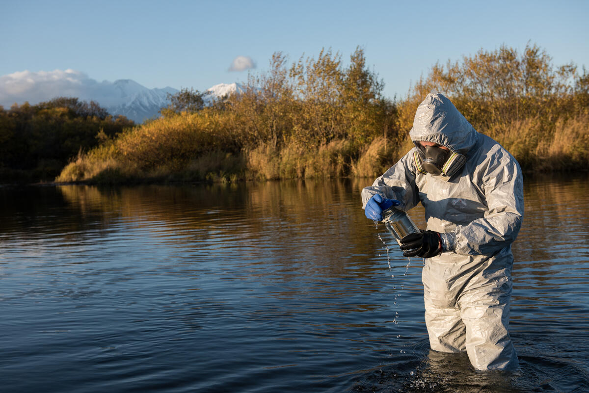 Qual è la soluzione a un disastro ambientale?