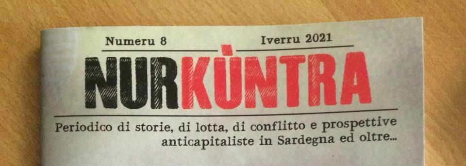 È uscito il numero 8 di Nurkùntra