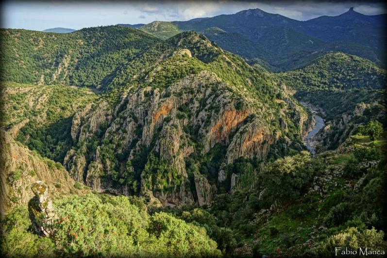 I parchi in Sardegna