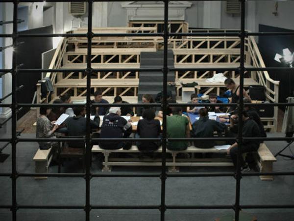 Scuola a rischio nel carcere di Massama
