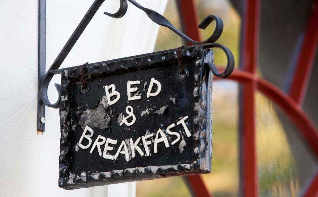 Faccio la serva per un Bed & Breakfast